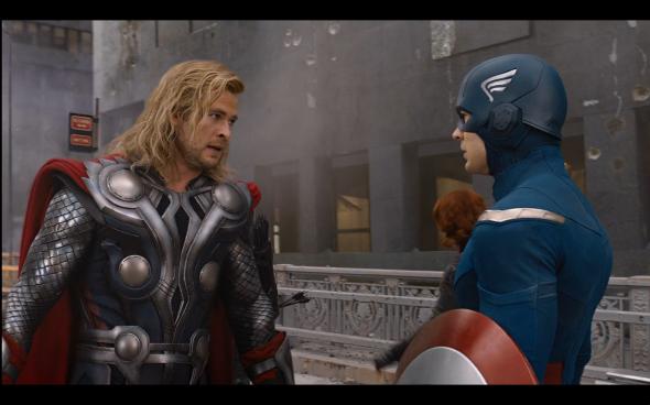 The Avengers - 2107