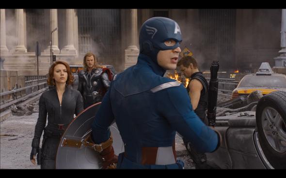 The Avengers - 2112