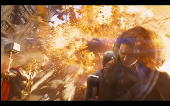 The Avengers - 2151