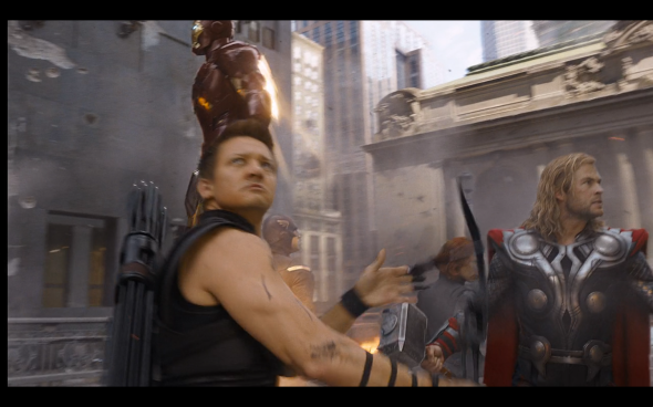 The Avengers - 2163