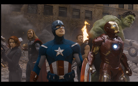 The Avengers - 2166