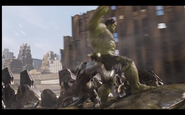 The Avengers - 2350