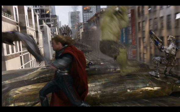 The Avengers - 2357