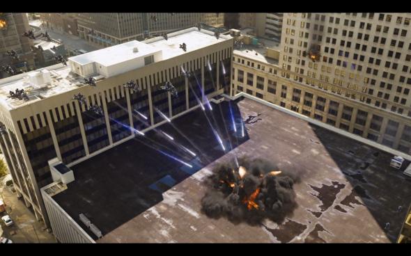 The Avengers - 2525