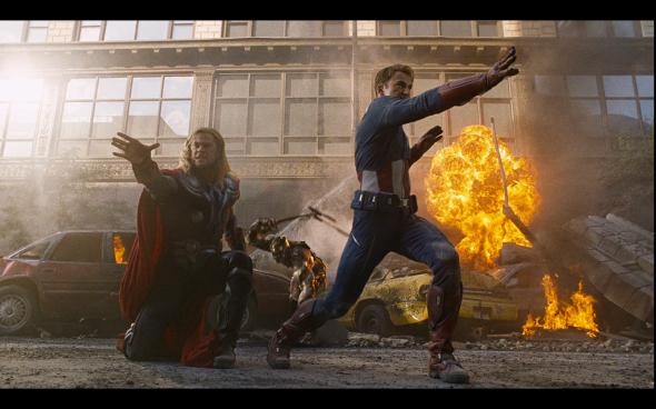 The Avengers - 2552