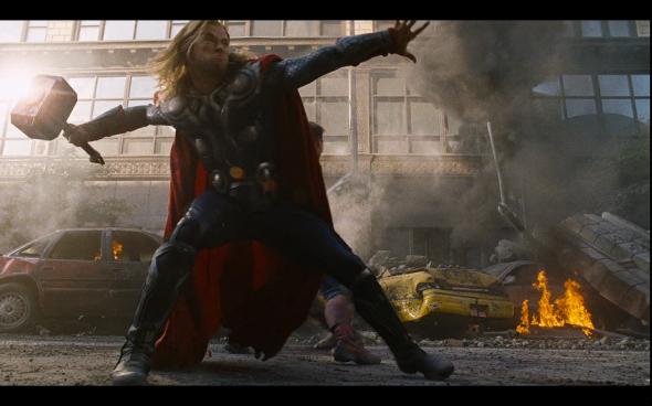 The Avengers - 2554