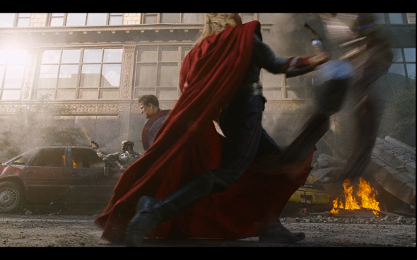 The Avengers - 2555