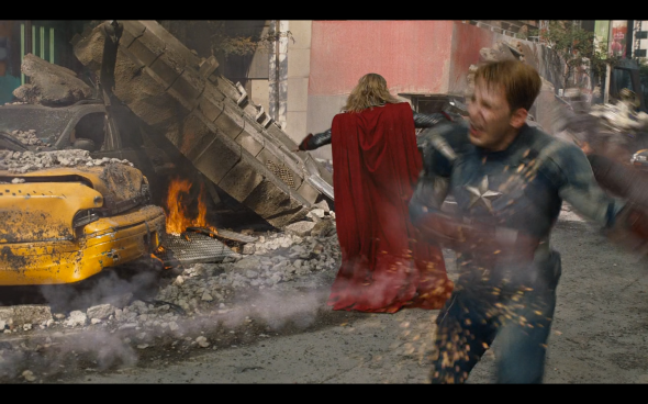 The Avengers - 2557
