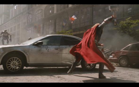 The Avengers - 2560