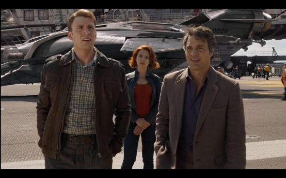 The Avengers - 565
