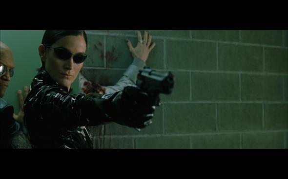 The Matrix Reloaded - 1238m