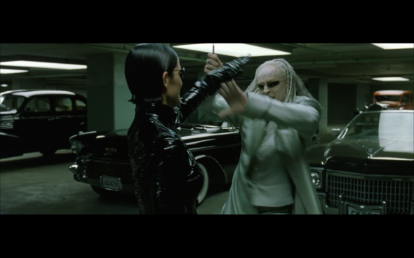 The Matrix Reloaded - 1238y