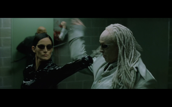 The Matrix Reloaded - u