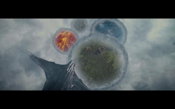 Thor The Dark World - 1803