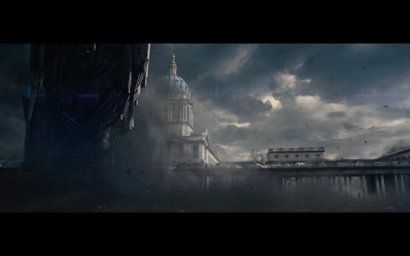 Thor The Dark World - 1870