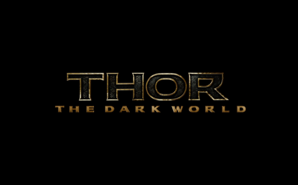 Thor The Dark World - Title Card