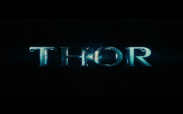 Thor - Title Card