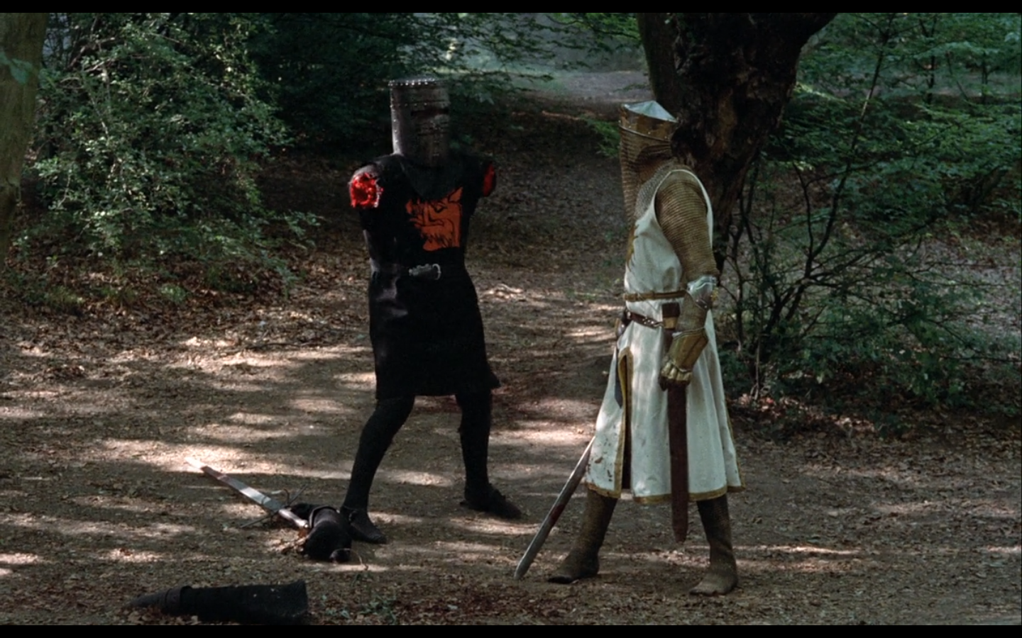 monty python and the holy grail Monty python and the holy grail is a 1975 british comedy film written and performed by the comedy group monty python (graham chapman, john cleese, terry gilliam, eric idle, terry jones and michael palin), and directed by gilliam and jones it was conceived during the gap between the third and.
