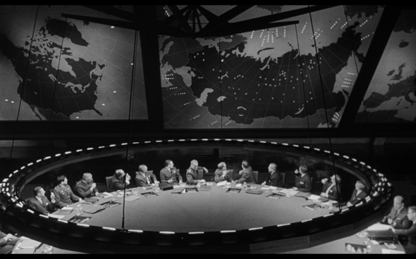 Dr. Strangelove or How I Learned to Stop Worrying and Love the Bomb - 43